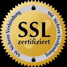 SSL zertifizierte Registrierkasse